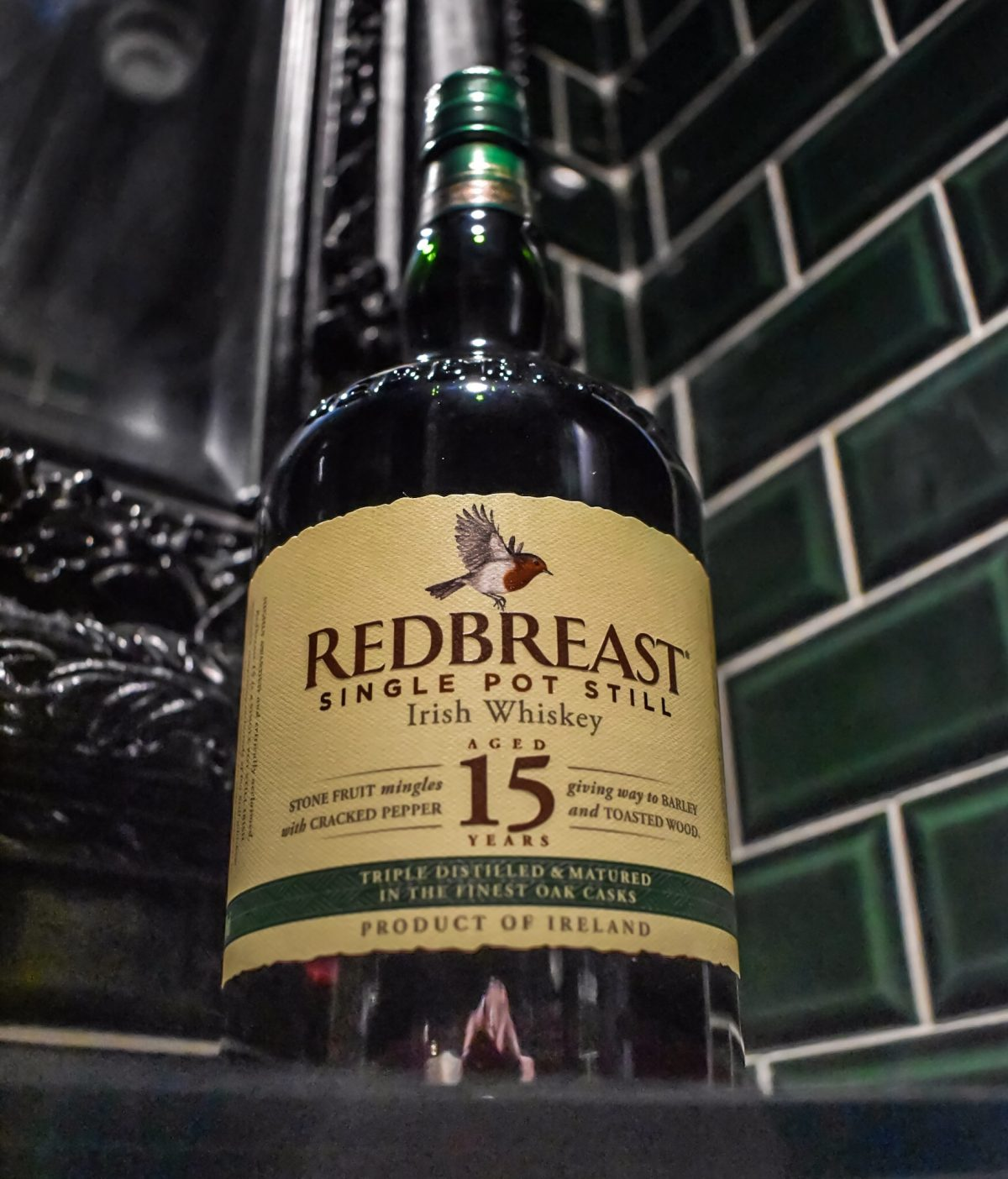 Sunday Tipple with Redbreast