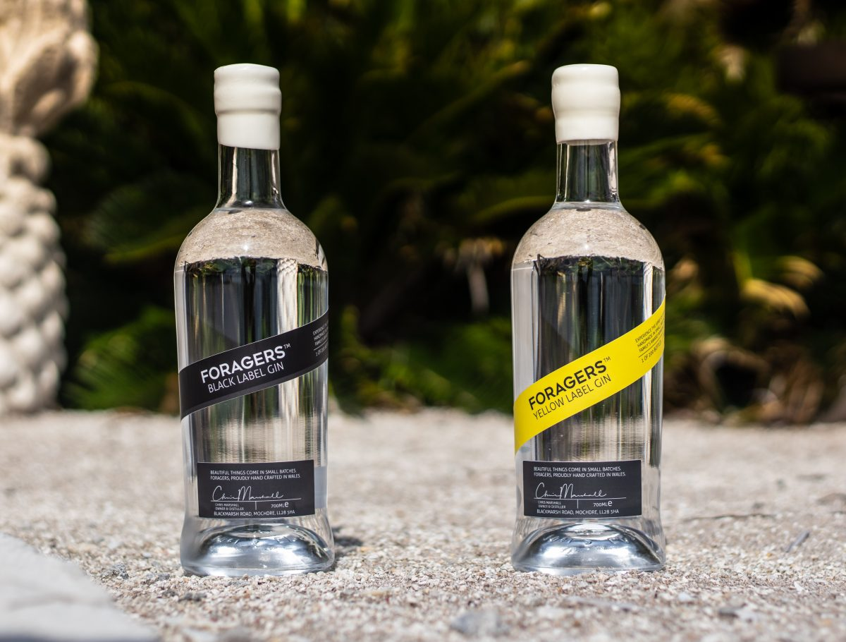 Forager's Gin