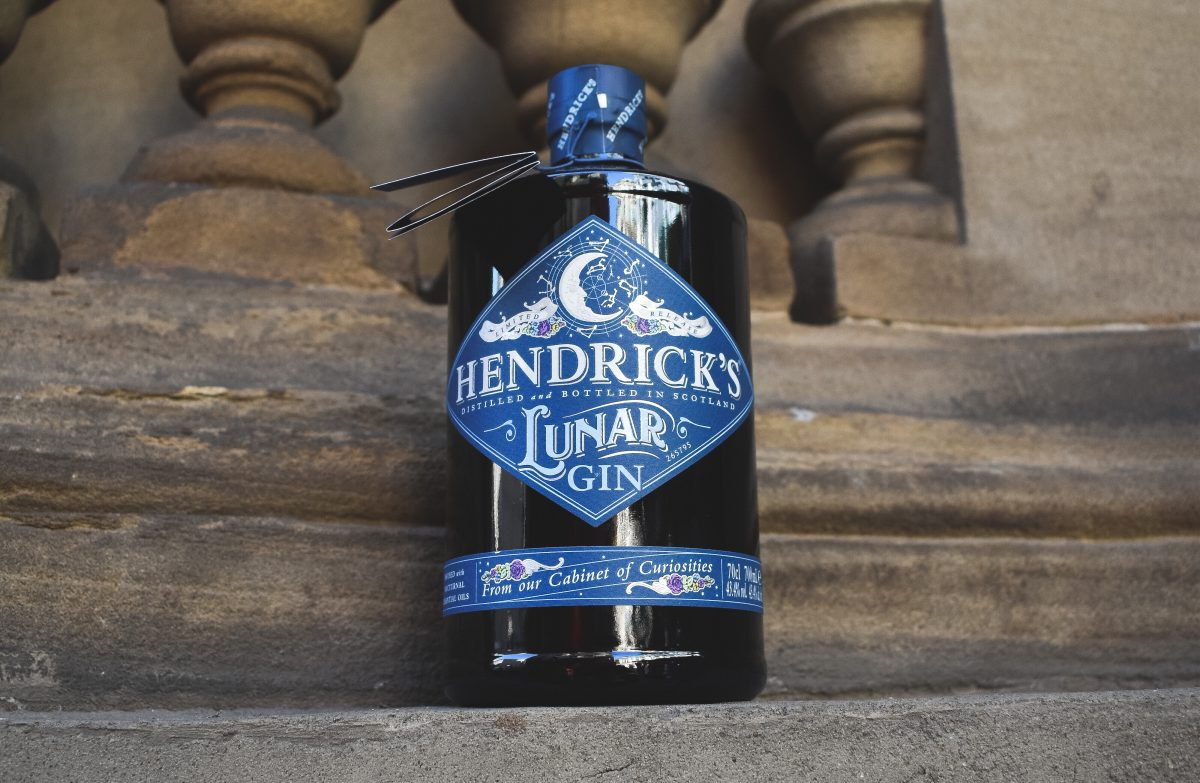The Stars are Aligned with Hendrick's Lunar Gin
