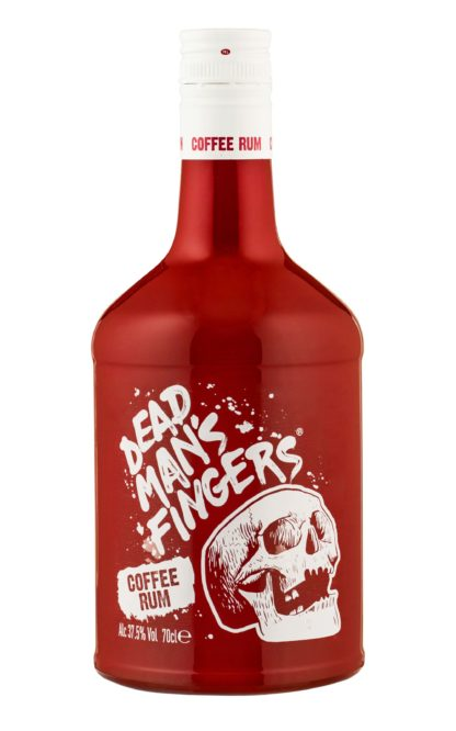 Dead Mans Fingers Coffee Rum - 70cl 37.5%