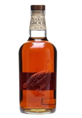 whisky fruité The Famous Grouse Whisky The NAKED GROUSE 70 cl