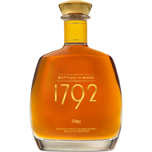 1792 Bottled in Bond Bourbon Whiskey - 50% 75cl