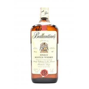 Ballantines Finest Scotch Whisky Italian Import - 40% 75cl