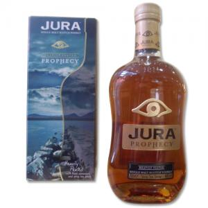 Isle of Jura Prophecy Single Malt Scotch Whisky - 70cl 46% (End of Line)