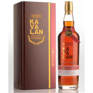 Kavalan Solist Manzanilla Single Malt Whisky - 70cl 57.8%