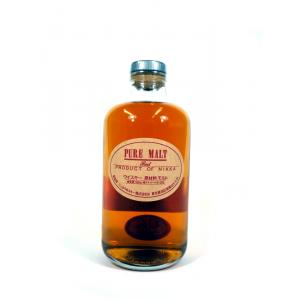 Nikka Pure Malt Red Japanese Whisky  - 50cl 43%