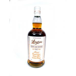 Longrow 14 Year Old Sherry Wood - 70cl 57.8%