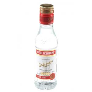 Stolichnaya Vodka Miniature - 5cl 40%