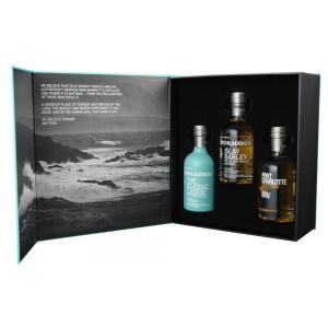 Bruichladdich Wee Laddie 3 x 20cl Whisky Gift Pack