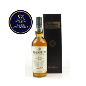 Aberfeldy 25 Year Old - 40% 70cl - LIMITED RELEASE