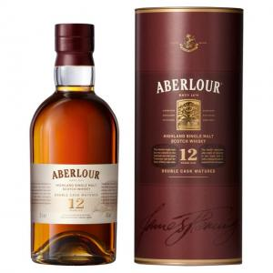Aberlour 12 Year Old Double Cask Matured - 40% 70cl