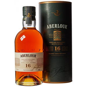 Aberlour 16 Year Old Double Cask Matured Single Malt Scotch Whisky - 70cl 40%