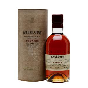 Aberlour A'Bunadh No Age Cask Strength Whisky - 70cl 61%