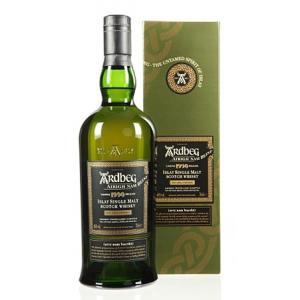 Ardbeg 1990 Airigh Nam Beist Bottled 2008 Whisky - 70cl 46%