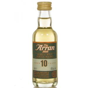 Arran 10 Year Old Miniature - 5cl 46%