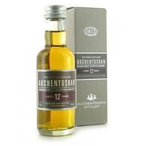 Auchentoshan 12 Year Old Miniature - 5cl 40%