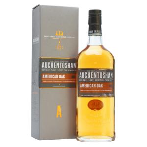 Auchentoshan American Oak Single Malt Scotch Whisky - 70cl 40%