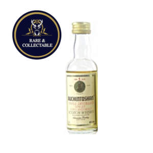 Auchentoshan 5 Year Old Triple Distilled Lowland Malt Scotch Whisky Miniature - 5cl 43%