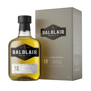 Balblair 12 Year Old - 46% 70cl