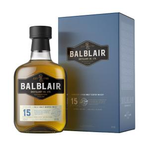 Balblair 15 Year Old - 46% 70cl
