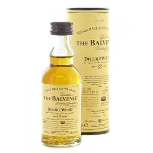 Balvenie 12 Year Old Doublewood Miniature - 5cl 40%
