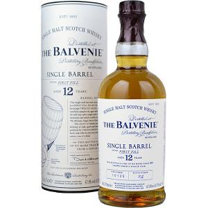 Balvenie 12 Year Old Single Barrel Single Malt Scotch Whisky - 70cl 47.8%
