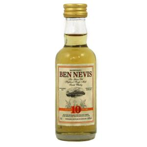 Ben Nevis 10 Year Old Miniature - 5cl 46%