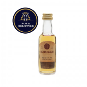 Benromach 12 Year Old Glenlivet Miniature - 5cl 40%