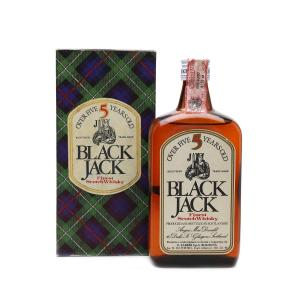 Black Jack 5 Year Old 1980s Fabbri Import - 40% 75cl