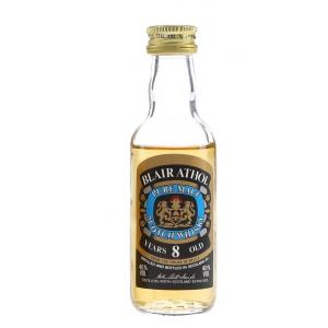 Blair Athol 8 Year Old House of Bells Pure Malt Miniature - 40% 5cl