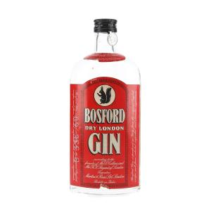 Bosford Dry London Gin Bottled 1950s - 42% 75cl