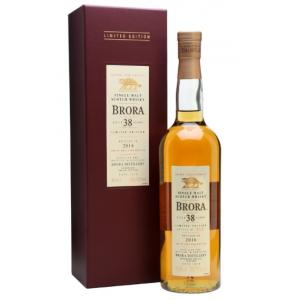 Brora 38 Year Old 1977 Special Release 2016 - 70cl 48.6%