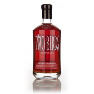 Two Birds Christmas Spiced Vodka - 20cl 32%