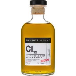 CI12 Elements of Islay - 50cl 57.5%
