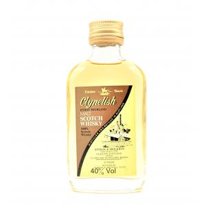 Clynelish 12 Year Old Gordon & Macphail Whisky Miniature - 40% 5cl