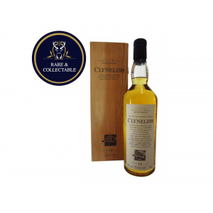 Clynelish 14 Year Old Flor & Fauna in Presentation Box - 70cl