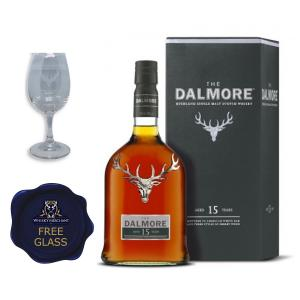 Dalmore 15 Year Old - 40% 70cl