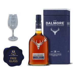 Dalmore 18 Year Old - 43% 70cl
