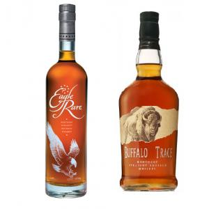 Eagle Rare 70cl Bourbon + Buffalo Trace 70cl Pairing
