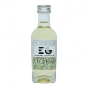 Edinburgh Gin Elderflower Liqueur Miniature - 5cl 20%