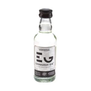Edinburgh Gin Miniature - 5cl 43%