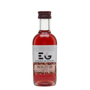 Edinburgh Gin Mulled Gin Liqueur Miniature - 5cl 20%
