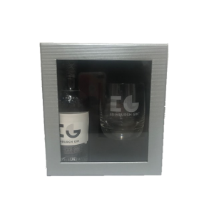 JANUARY SALE - Edinburgh Gin 20cl with Glass Gift Set