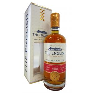 English Whisky Company 11 Year Old Cabernet Sauvignon Cask Whisky- 70cl 46%
