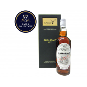 Glen Grant 1955 57 Year Old - Bottled 2012 - Gordon & MacPhail - 40% 70cl - RARE & VINTAGE