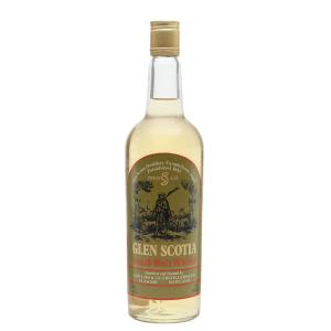 Glen Scotia 5 Year Old 1970s Whisky - 75cl 70 Proof