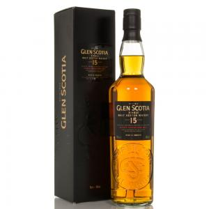 Glen Scotia 15 Year Old - 70cl 46%