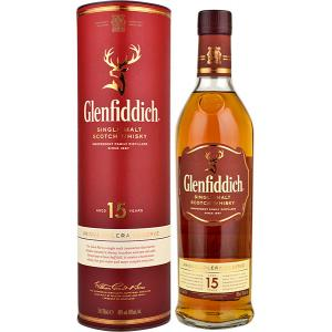 Glenfiddich 15 Year Old Solera Reserve - 70cl 40%