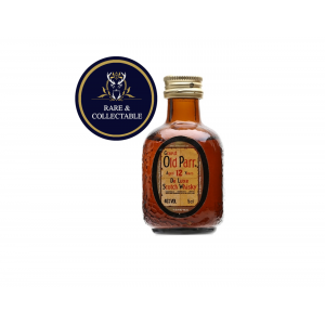 Grand Old Parr 12 Year Old De Luxe Scotch Whisky Miniature - 5cl 40%