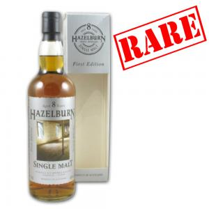 Hazelburn 8 Year Old First Edition 'The Malting' Single Malt Whisky - 70cl 46%